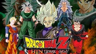 Dragon ball shin budokai mod Super / absalon download