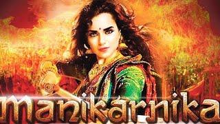 "Film ""MANIKARNIKA: The Queen of Jhansi"" with actress Kangana Ranaut & Ankita Lokhande"