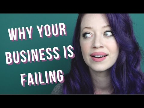 ONLINE BUSINESS FAILURE: The Top 3 Reasons It Happens! (for FREELANCERS, BLOGGERS, CREATIVES!)