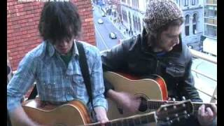 FIGHTING WITH WIRE - INTO THE GROUND (BalconyTV)