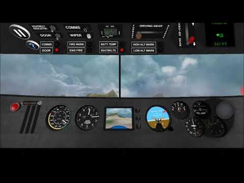 Aereo 3D: atterraggi perfetti come un professionista