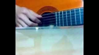Anh mơ- Anh Khang guitar cover acoustic (Đức Tùng)