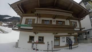SkiCircus, Hinterglemm - Unterschwarzach, Bergfried.