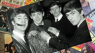 The Beatles Photos At Austin Reed Fashion Store In Upper Regent Street London 1963 Youtube