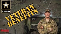 5 veteran benefits to know about