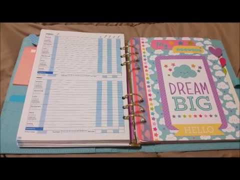 My health and fitness planner - YouTube