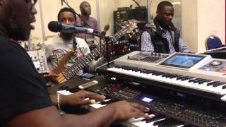 Ruach City Church (Shout Rehearsal)