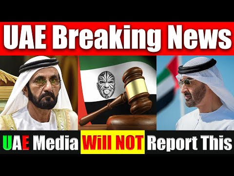 Video #3954 - UAE Breaking News | UAE Changes Law....How Will That Impact UAE Expats & UAE's Future?