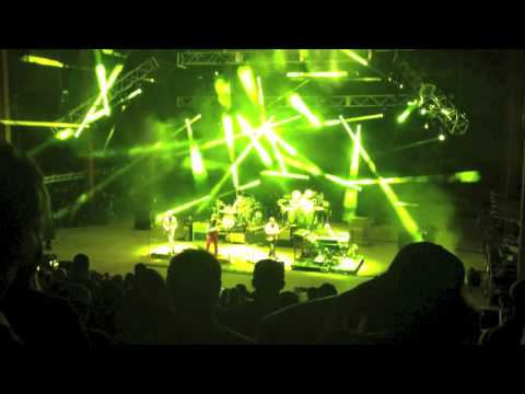 Umphrey's McGee - The Triple Wide - Red Rocks 6/07/2013 - HQ Audio and HD Video