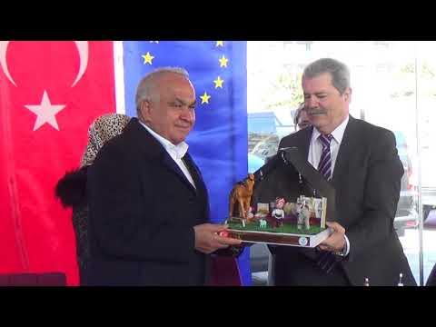 Yunanlı Başkanlar Erdemli'ye Hayran Kaldı