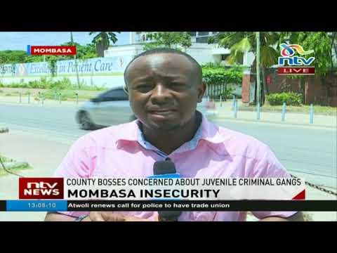 Police ban night street weddings in Mombasa