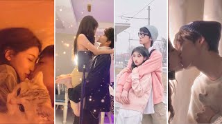 Cute Couples in Tik Tok China Relationship goals