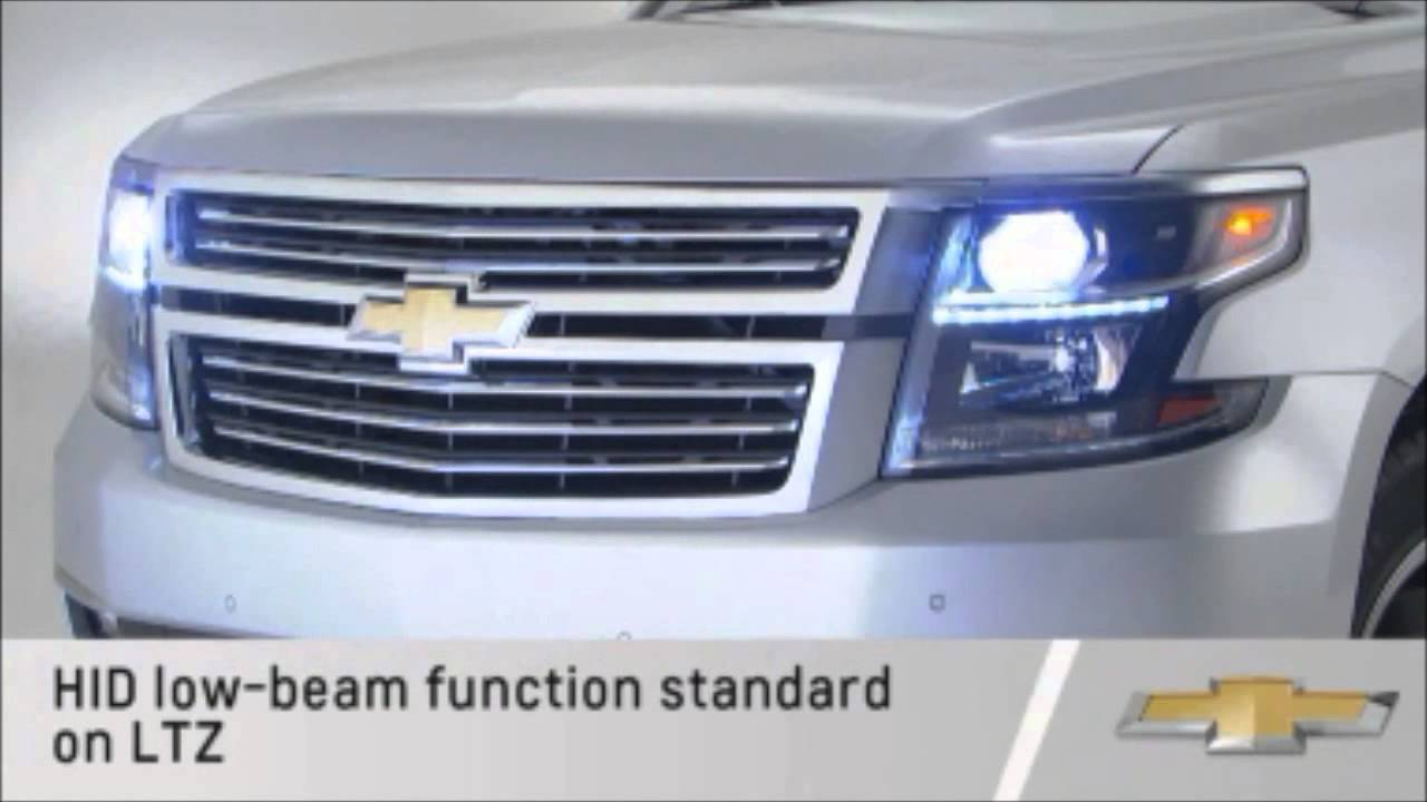 Graff Chevy >> GraffGuru- 2015 Chevy Tahoe Projector Headlamps - YouTube