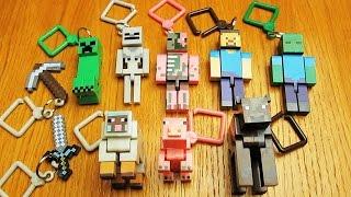 Брелки МАЙНКРАФТ, фигурки героев Minecraft с Aliexpress(Канал Шелковый путь: https://goo.gl/OPu8vW ○ Брелки МАЙНКРАФТ покупал тут: http://ali.pub/163si ○ Как купить любой товар на..., 2016-03-14T06:28:10.000Z)