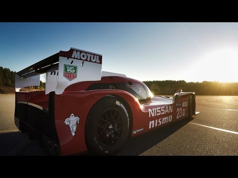 GoPro: The Art of Innovation - Nissan GT-R LM NISMO in 4K