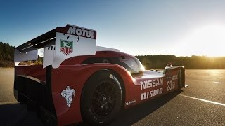 GoPro: The Art of Innovation - Nissan GT-R LM NISMO in 4K thumbnail
