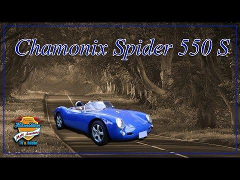 Chamonix Spider 550 S