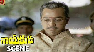 Tinnu Anand Attacks Kamal Hassan at Court - Climax Emotional Scene    Nayakudu Movie Scenes