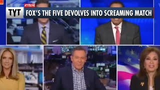 Fox Hosts FIGHT On Air, The Five ERUPTS Into Screaming Match