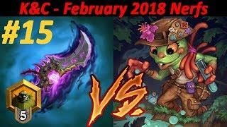 Kingsbane Mill Rogue vs Murloc Paladins #15