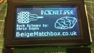 Arduino GLCD Demo