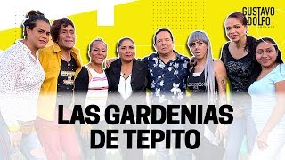 Las Gardenias de Tepito, el equipo de futbol de chicas trans...