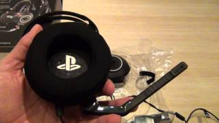 Plantronics RIG 500 HS PlayStation 4 Micro-Casque Test Video Review HD (N-Gamz)