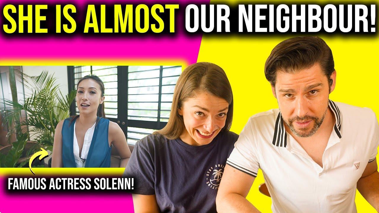 FILIPINA Actress Solenn HOUSE TOUR - INSANE 4-story home in MANILA!