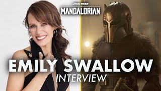 Interview with Emily Swallow - The Armorer on The Mandalorian