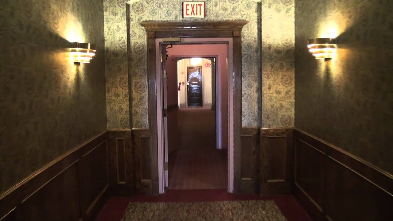 Haunted Hotel Ghosts