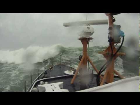 USCG Station Cape Disappointment Surf Training 2011