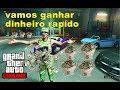 GTA V ONLINE - #31 COMO FICAR RICO SEM GLITCH  E SEM HACK MUITO FÁCIL MAIS UMA DICA!!