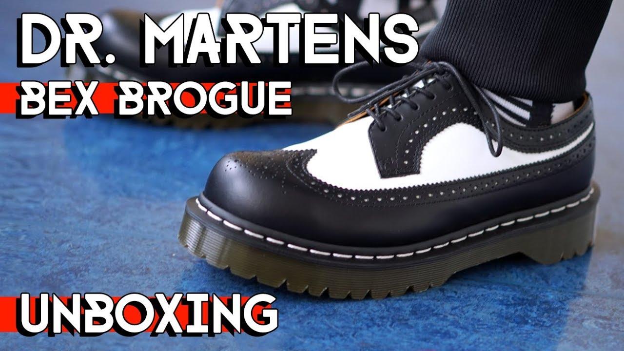 doc martins brogues
