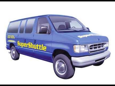 TRANSPORTATION OPTION TO AND FROM THE AIRPORT IN THE U.S.A: SUPERSHUTTLE
