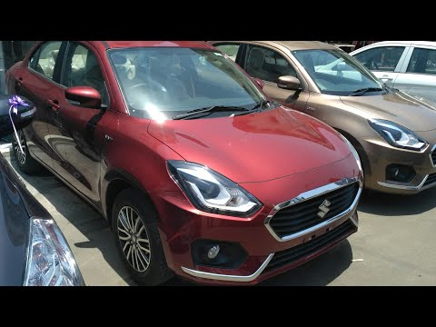 All new Dzire 2017 first look || All models || Interior + Exterior || All colors ||