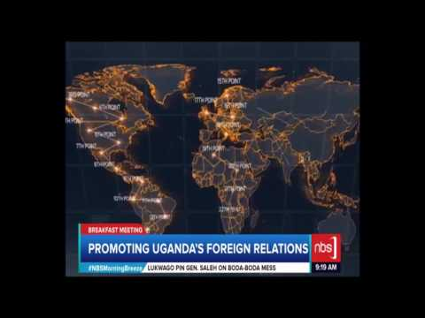 Promoting Uganda's Foreign Relations