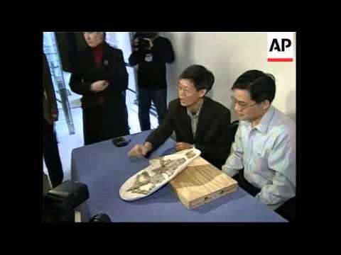 Fossilised mammal found in China had eaten dinosaur
