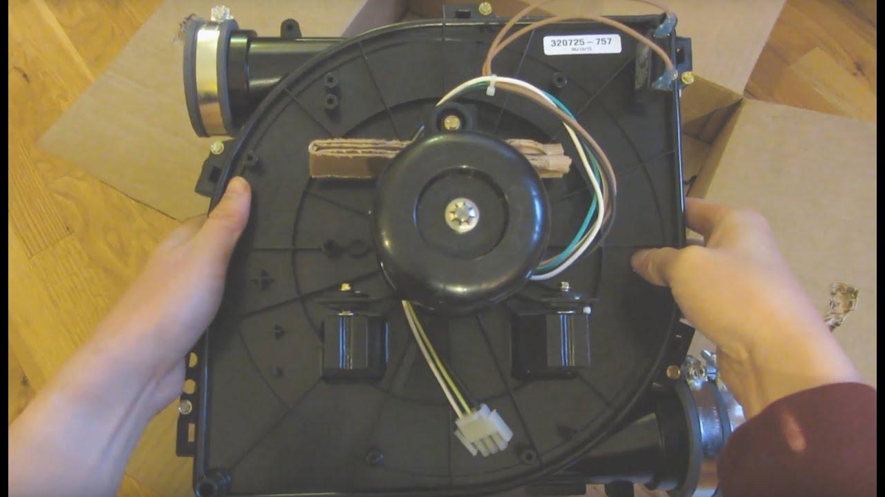 Bryant Furnace: Bryant Furnace Draft Inducer Motor