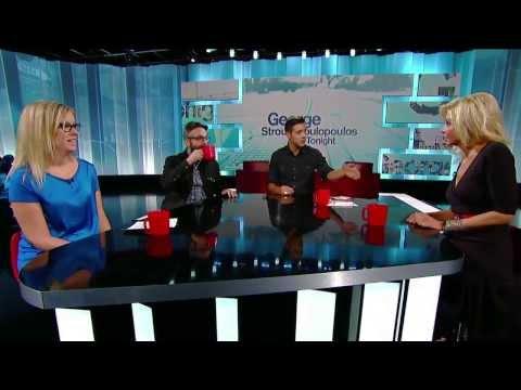 The Panel: Carla Collins, Marc Maron, Christina Walkinshaw on GST (10/07/13)