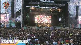 Vampire Weekend - Lollapalooza 2014 (Argentina)