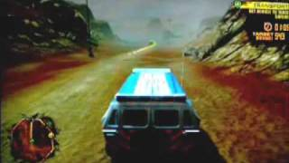 Red Faction Guerrilla Badlands Transporter Pro 2:25 Alt Route
