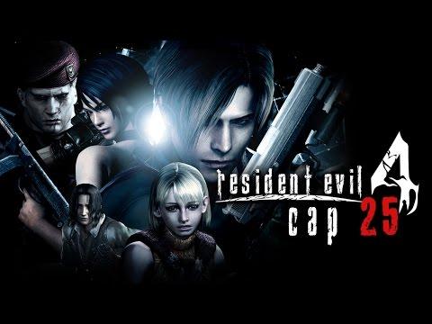 Resident Evil 4 Final (Saludos a la caja café)