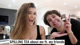 David Dobrik asks me YOUR juicy twitter questions... Video