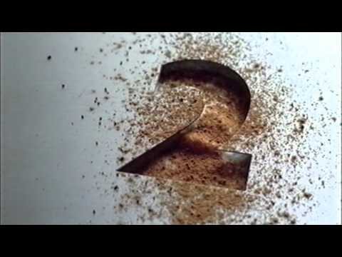 BBC2 Cappuccino -- Idents from the February 2007 - June 2009 set