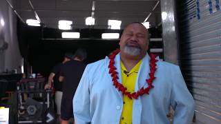 """Super Rugby """"behind the scenes"""" with Tofiga"""