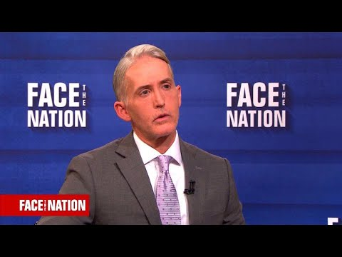 Gowdy on retirement: 'I would just rather be in the justice system'