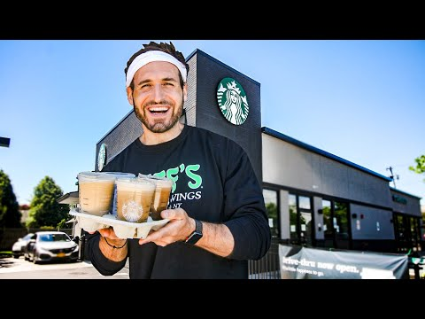 KETO At STARBUCKS | 15+ BEST Low Carb Keto Coffee Drinks & Snacks At Starbucks With 5 CARBS OR LESS