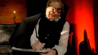 Креативная реклама к спект.Гоголь против Гоголя