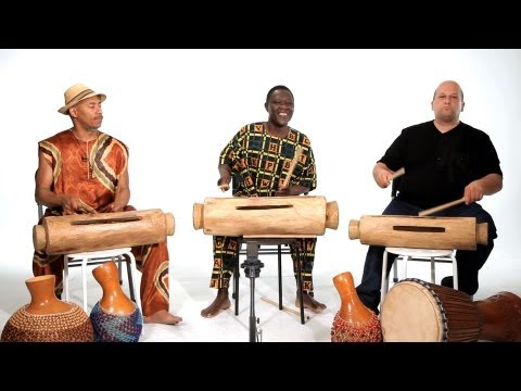 What Is a Log Drum?  African Drums