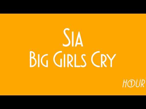 Sia - Big Girls Cry [ Instrumental ]